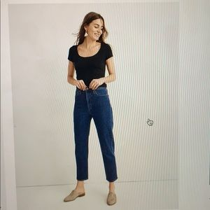 Madewell tapered jeans size 31